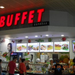 Buffet Costanera Center