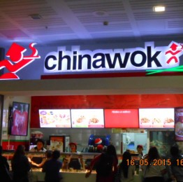 Chinawok Costanera Center