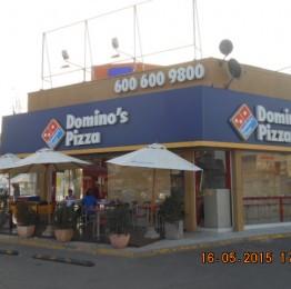 Domino´s Pizza Rotonda Atenas
