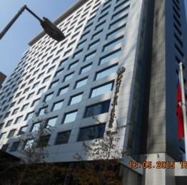 Hotel Doubletree Vitacura 2727