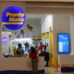 Pronto Matic Costanera Center