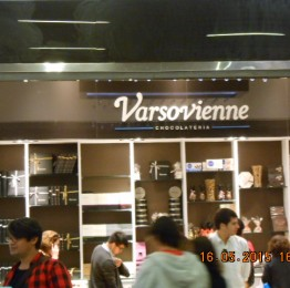 Varsovienne Costanera Center